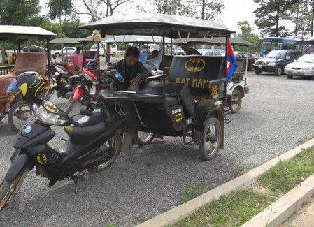 Kendaraan BATMAN 2013 versi INDONESIA wkwkwkwkwkwk jngn lupa WOWnya y!!!