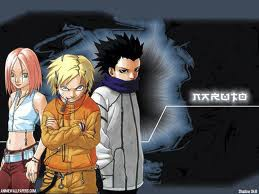 Sakura + Naruto + Sasuke klo udh tua WoW nya yaaa !!!
