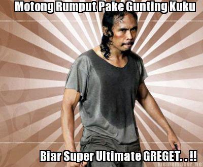 biar super ultimate GREGET tingkat dewa!! wow nya gan!!