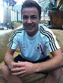 Mario Goetze (Germany National Team)