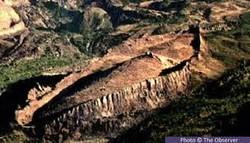 BAHTERA/KAPAL Nabi Nuh AS ditemukan di Turki