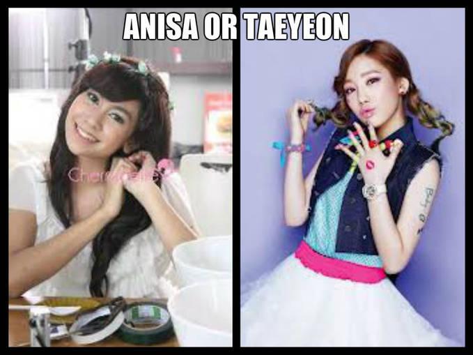 ayo, pilih yang mana nih? anisa chibi, taeyeon snsd?? wow nya dong... jgn lupa di comment!