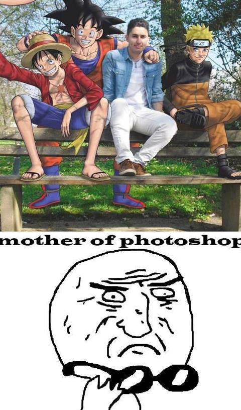 MOther of photoshop
