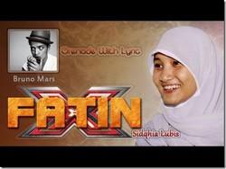 keren lagunya Fatin Shidqia Lubis di share di websitenya Bruno Mars www.brunomars.com/video/fatin-shidqia-aku-memilih-setia-2608141