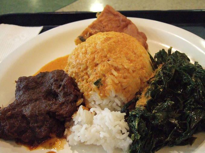 5 Makanan Terenak Didunia,Rank 1 Rendang Lhooo.....Nih Daftar makanannya