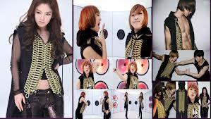 SONEEEEEEEEEEE Salah satu personil SNSD memPlagiati Minzy 2NE1 Terbukti bukan hanya Chibi yg Plagiat tapi SNSd pun PLAGIT :P