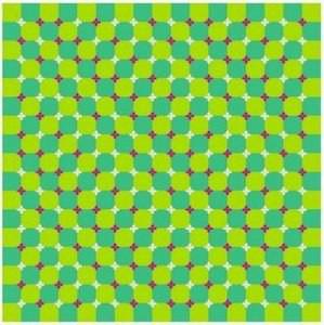 coba mudurkan dan majukan kepala anda gambar ini serasa bergerak bergelombang klik wownya ya :)