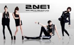 2ne1, girlband top yg tomboi, dan talent luar biasa, dan ga oplas.. :p