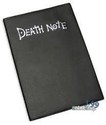 Jika Death Note benar-benar ada di dunia ini, apa yang akan anda lakukan dengan itu (Death Note)?