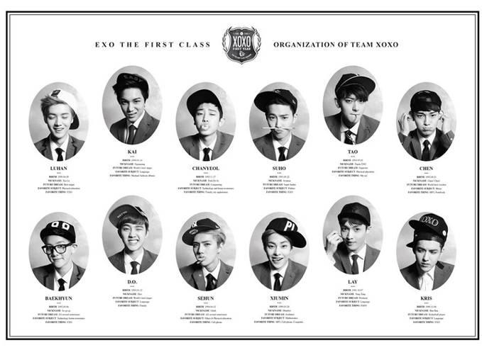 Wanted Buronan!!! EXO Teaser XOXO