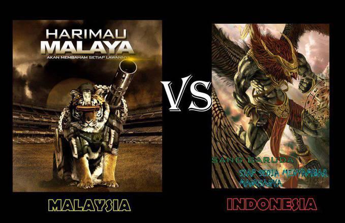 MALAYSIA VS INDONESIA