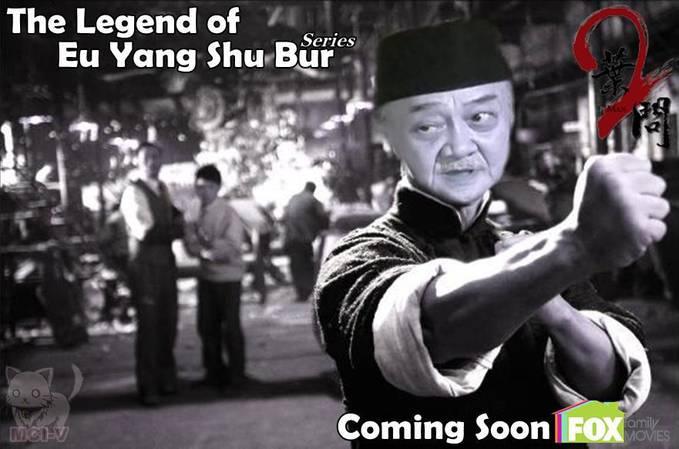 He He He........... This is New Big Movie :D yang akan segera tayang di Indonesia pada tgl 9 - 9 -2999 :D Hahahah #The Legend od Eu Yang Shu Bur :D << WOWOWOW donk ;)