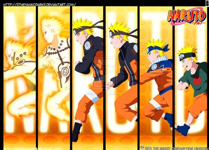 Daftar Lagu NARUTO - Naruto Shippuden
