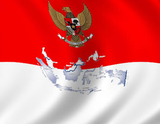 kata indonesia pertamakali di perkenalkan oleh kihajar dewantara, sebagai lambang perlawanan karena penjajah belanda memakai kata Hindia belanda yang berasal dari dua kata indo(india)=hindia nesia(nusa)=kepulauan artinya kepulauan hindia