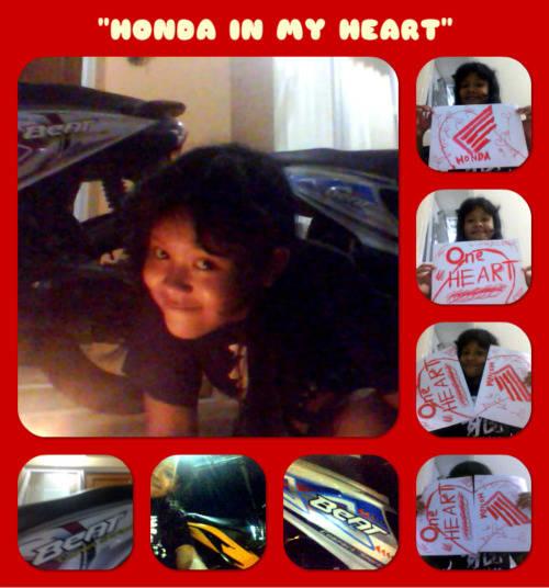 Jadi Semakin Semangat Nih... :D :P Sudah Punya Motor Honda 3,Ayahku Sebentar Lagi Pengen Beli Honda Jazz Buat kakak Ku... ^_^ Semua Kendaraan Keluarga ku Honda... ^_^ HONDA IN MY HEART I LOVE YOU HONDA :* HONDA PART OF MY LIVE... :* ^_^