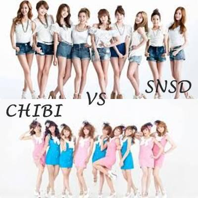 hy teman-teman kalau kalian pilih siapa ??? :) SNSD APA CHIBI