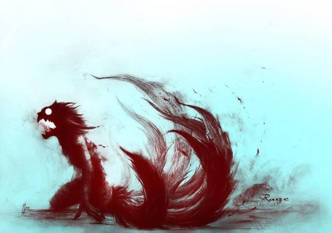 kurama 4 tails