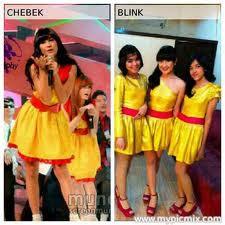 para blinkstar ada yang heboh nie ! cherrybelle plagiati blink blink itu kan gb asli indonesia khas gitu gak ngikutin snsd chibi plagiat
