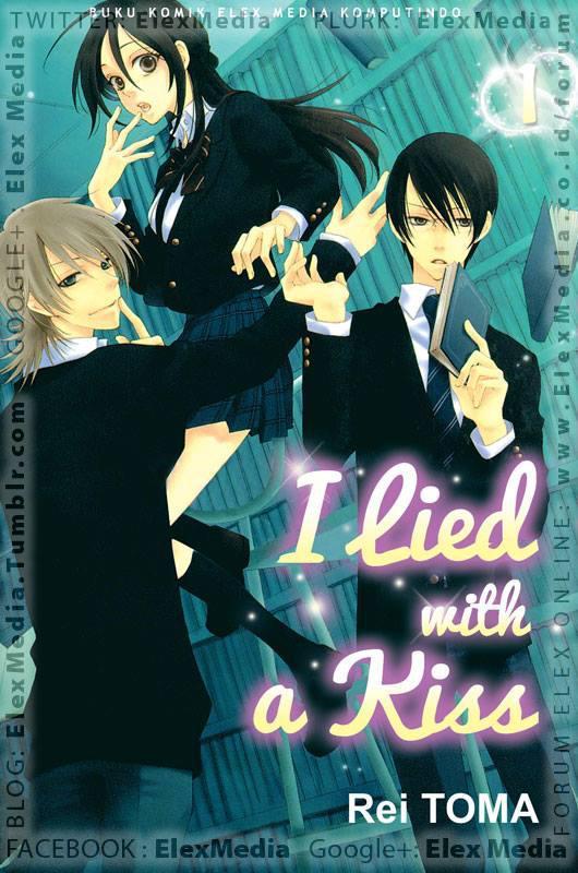 Ketika Meiko tertidur di perpustakaan & terbangun karena sebuah ciuman! Siapa yg menciumnya? Ada 4 cowok di sana pd waktu bersamaan!? I LIED WITH A KISS vol. 01 http://ow.ly/lqcBh Harga: Rp. 17.500