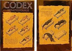 Codex Seraphinianus, Ensiklopedia Alam Semesta