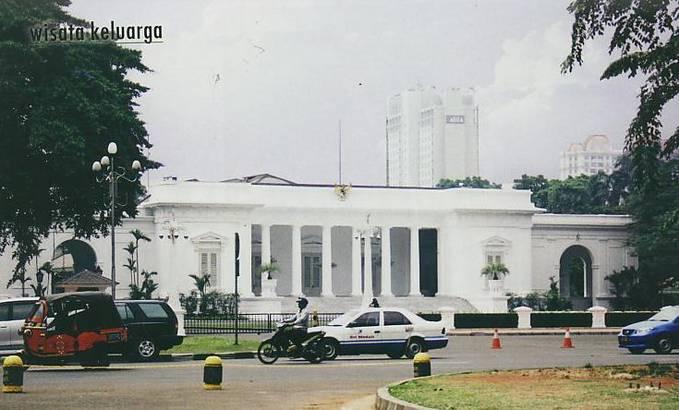 Sejarah Berdirinya Istana Negara