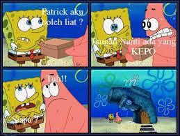 rumahnya squid KEPO!!!! wownya mana?