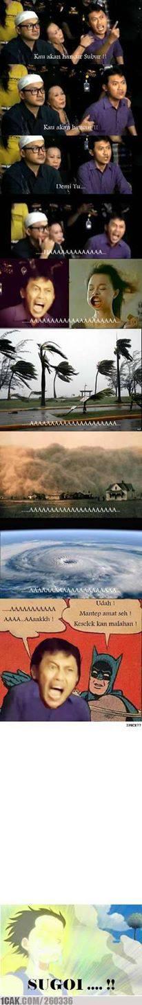 demi tuhan,.,., cetar membahana badai.,.,.