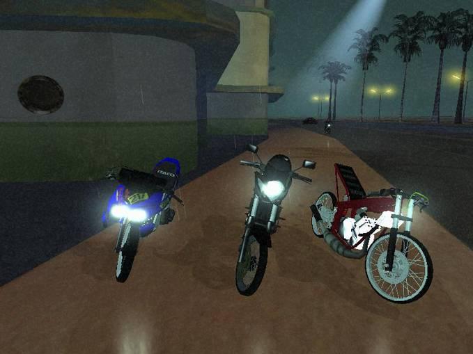 mods game GTA SAN ANDREAS PC DRAG VARIO , FU , DRAG NINJA. mods nya bisa di download di.. http://www.gtainside.com/en/news.php ada mods ala indonesia juga