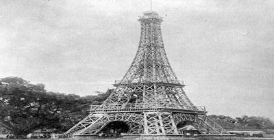 Menara Eifel Ini Dibangun di Tasikmalaya Tahun 1898