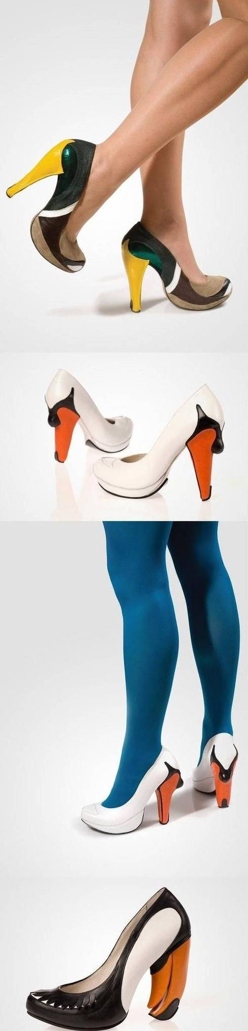 sepatu high heels yang unik (2)