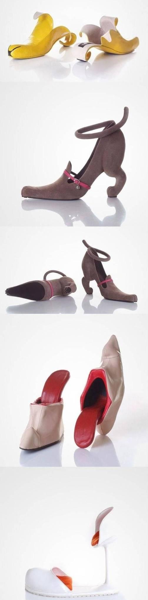 sepatu high heels yang unik (4)