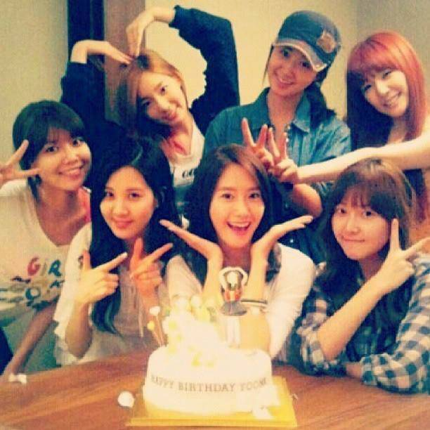 Happy Birthday Yoona ! Wish you all the best :) I love you!