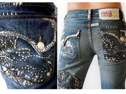 10 Jeans Termahal