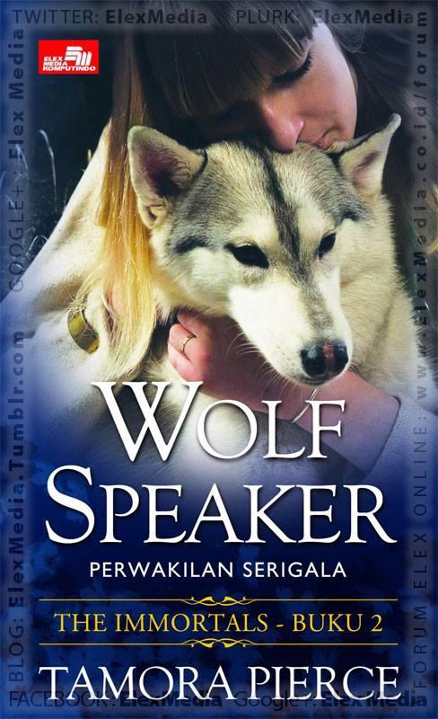 Kisah fantasi yang seru, penuh petualangan mendebarkan dengan aksi sihir keren. Buku kedua seri The Immortals, rating Goodreads: 4.16 dari 5 bintang IMMORTALS vol. 02: Wolf Speaker http://ow.ly/lxdWw Harga: Rp. 38,800