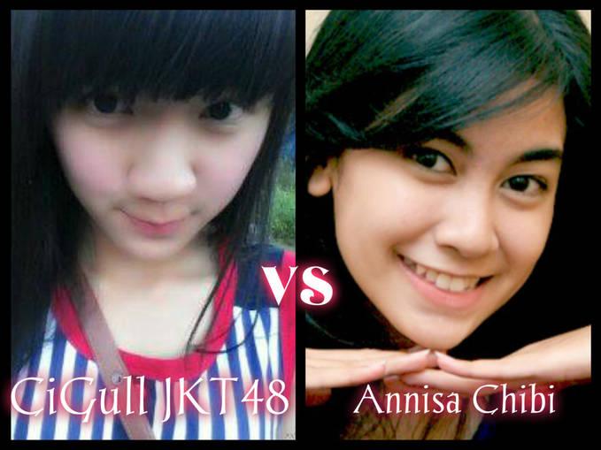 Pilih Cindy JKT48 atau annisa chibi???