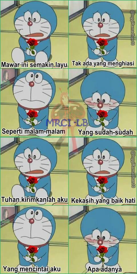 Doraemon Lagi Galau Pulsk