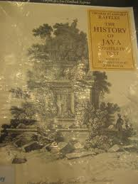 sampul dari buku The History of Java Woow