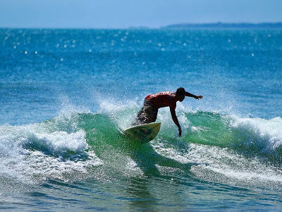 Surfing at Kuta Beach - had some fun! http://divonewsclips.blogspot.com/2013/05/the-most-beautiful-bali-beaches-lets-go.html