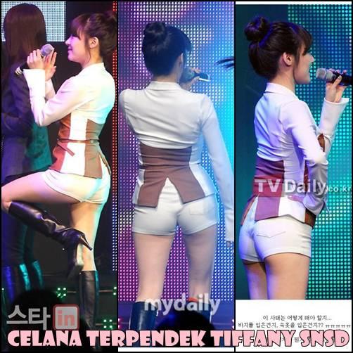 "wow ""celana TERPENDEK Tiffany SNSD"""