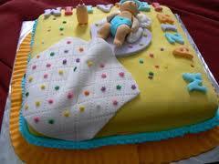 kue ultah dede bayi WOW nyA mana