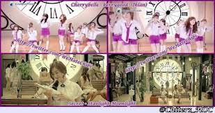 cherrybelle plagiat snsd lagee :D
