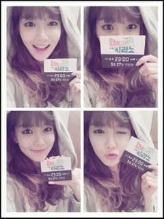 sooyoung snsd tanpa make-up.cantik kann?