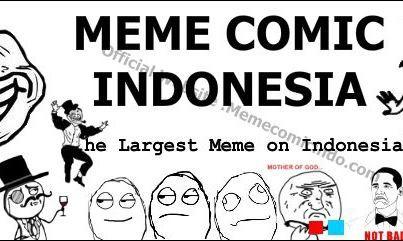 silakan klick wow nya yang mendukung meme komik indonesia