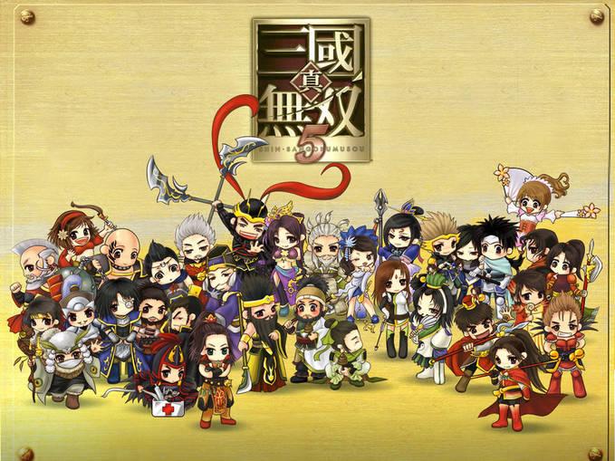 Satu Negara Pilih 3 yaa. Kalo Yang Lu Bu Ama Diao Chan Pilih 1 Contoh : Shu:Zhao Yun,Ma Chao,Liu Bei Wei:Cao Pi,Xiahao Dun,Zhang Liao Wu:Sun Jian,Sun Ce,Sun Quan Costum Kingdom:Lu Bu