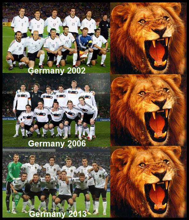 Germany MONSTER