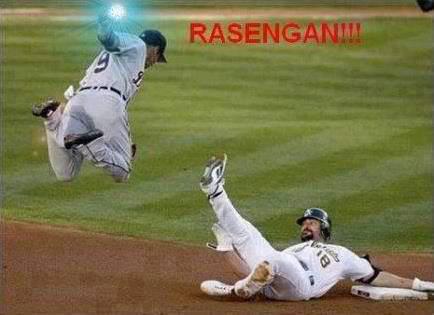 gokil,rasengan pada baseball,wownya donk...