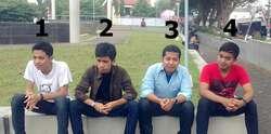 dari ke 4 foto keren ini, kamu pilih yang mana..??? jangan lupa Wow nya ya...