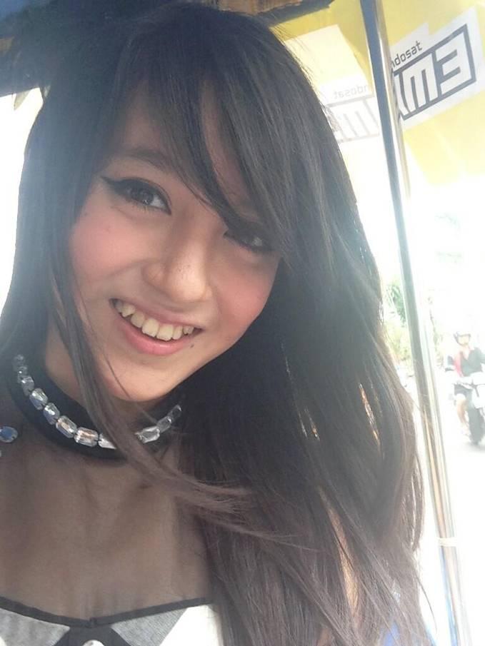 Wew... Nabila JKT48