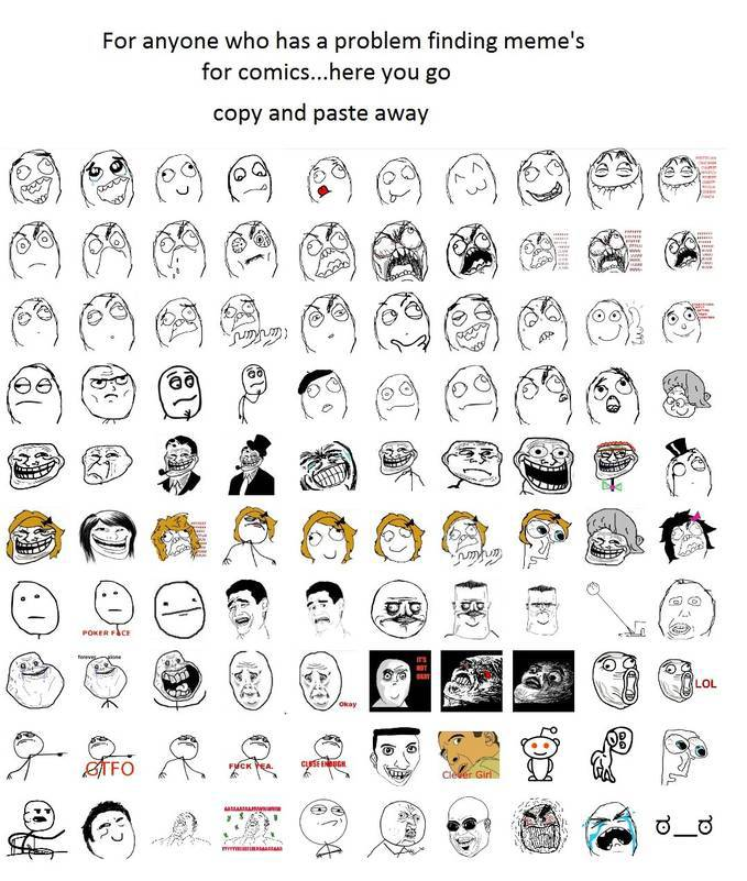 Kumpulan meme komik,, dan masih banyak yang lain nya.... :)