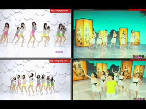 WHAT??SNSD PLAGIAT?? NOT CREATIVE GIRLBAND..!!OMG... WOW :P
